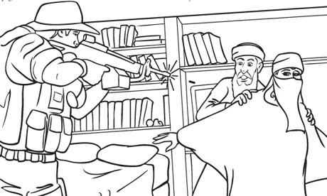 New Anti Muslim 911 Coloring Book for Kids - Vaccine Liberation Army