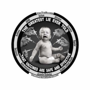 Sticker 3.5 diameter, high quality, indoors or outdoors